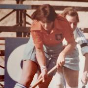 jeugdfoto hockyster Elsemieke Havenga Nederlands team
